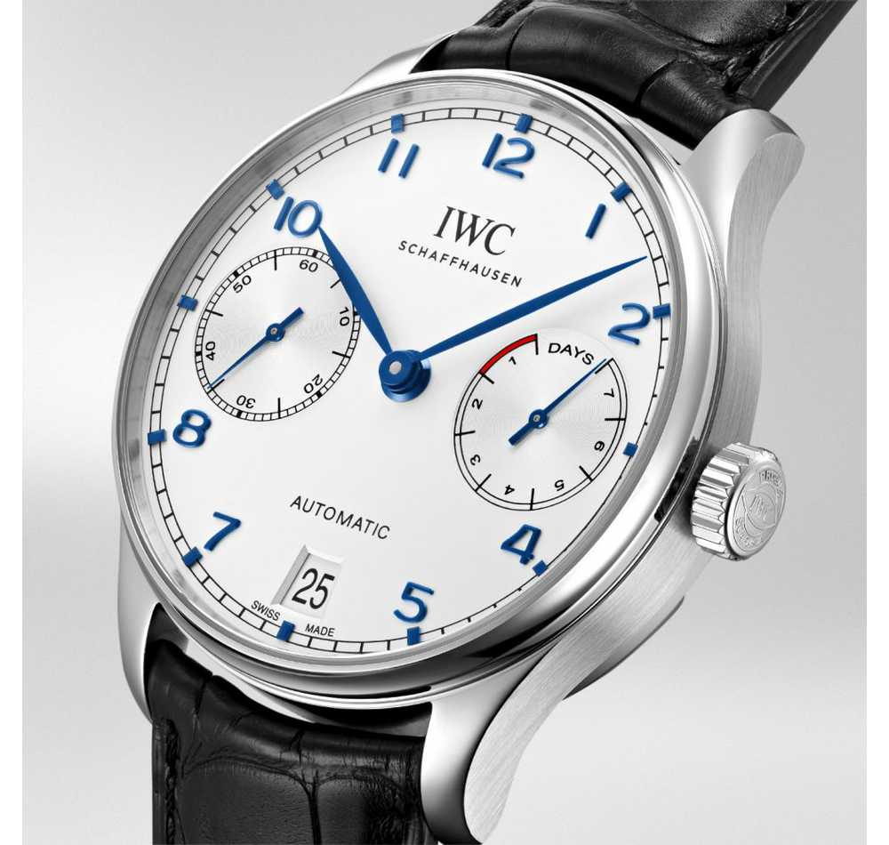Portugieser Automatic 7 Days Power Reserve