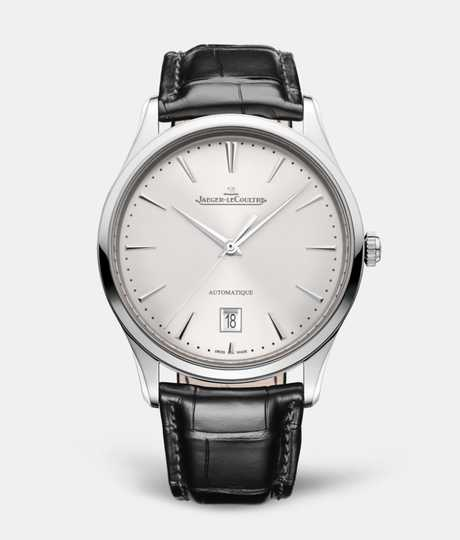 Master Ultra Thin Date 39 mm
