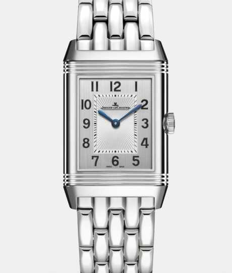 Reverso Classic Small Staal