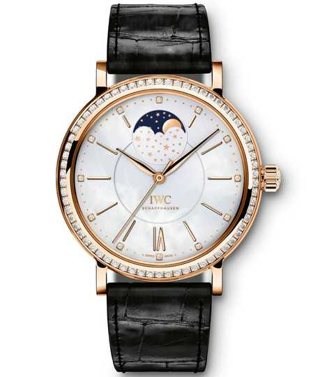Portofino Midsize Automatic Moon Phase 37 mm