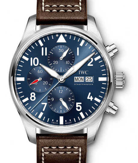 Pilot's Watch Chronograph automatically