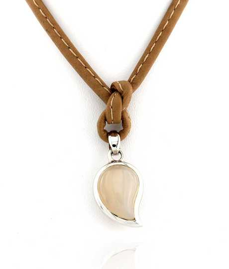 Double Drop Large Pendant Cashmere