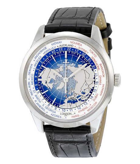 Geophysic® Universal Time steel
