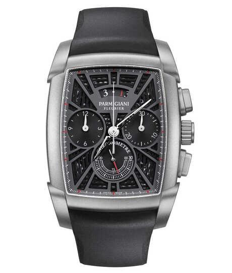 Kalpa Kalpagraphe Chronometre Titanium