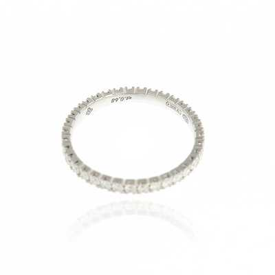 Ring / wedding ring with 0.71 ct brilliants